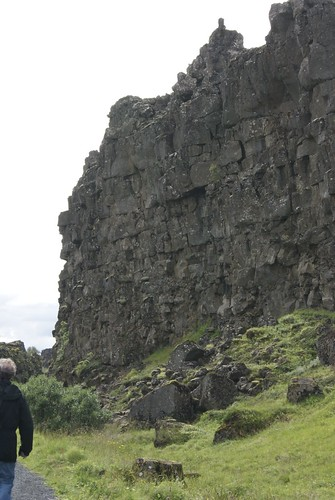 End of the North American Plate