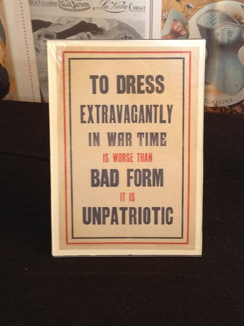 To Dress Extravagently