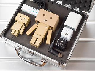 可與海洋堂阿楞公仔結合!『阿楞 USB HUB』真是太可愛啦!~