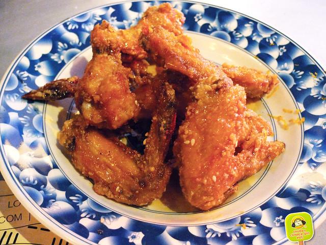seoul chicken - palm sugar & kalamansi wings