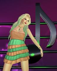 Messina Bell Dress