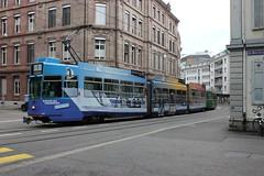 Basel Tram Route 1