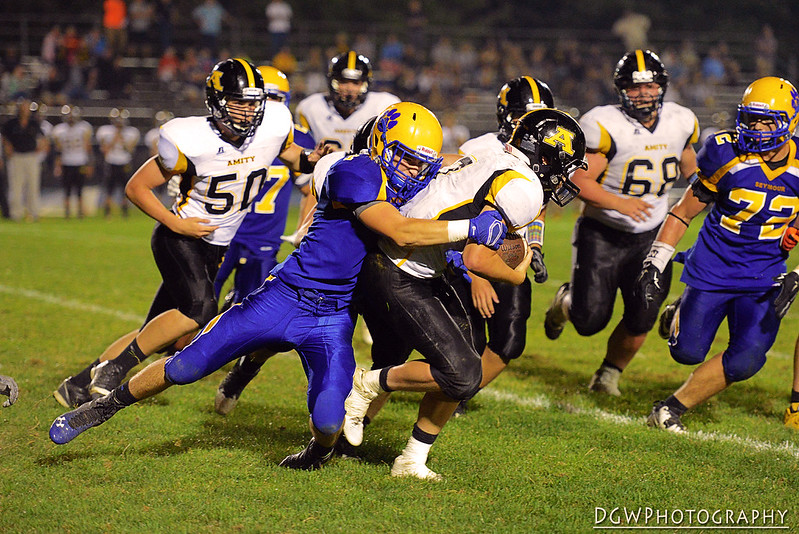 Amity vs. Seymour - High School Football