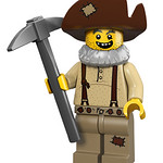 LEGO Collectable Minifigures Series 12 - Prospector