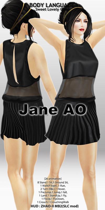 Jane AO set