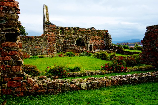 Iona Nunnery, Scotland