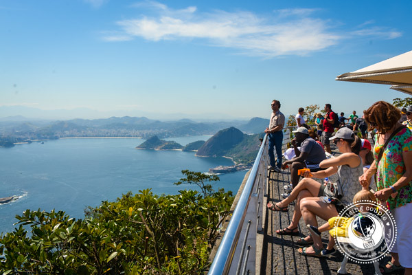 The Best Views in Rio View From Sugar Loaf Mountain Rio de Janeiro