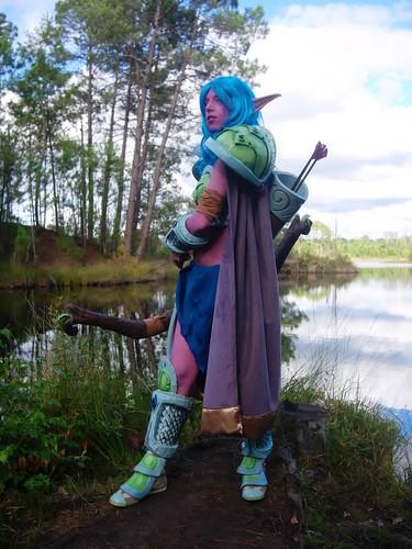 Shooting Huntress - World of Warcraft - 2014-08-07- P1900533