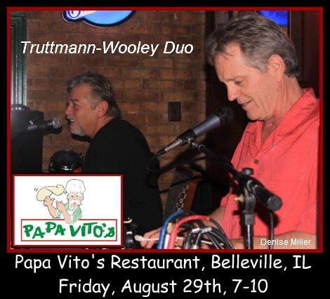 Truttmann-Wooley Duo 8-29-14