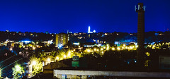 Kaunas Skyline | Night