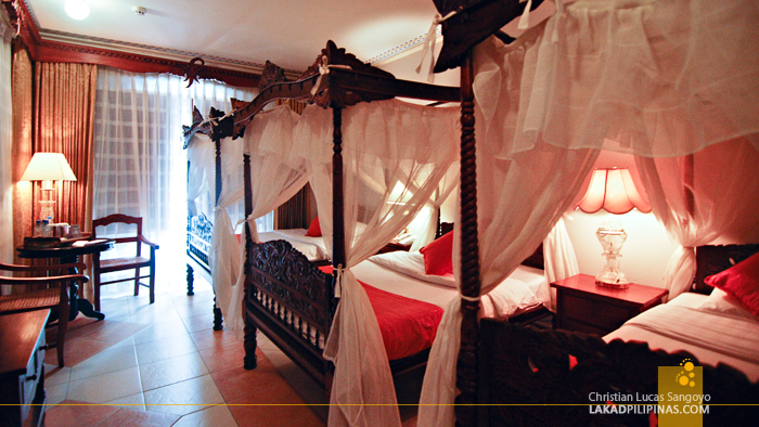 Ninos Suite at Hotel Felicidad in Vigan City