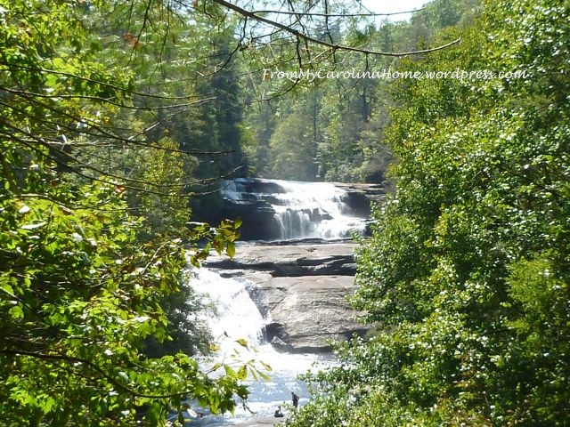 September 20 hike -triple falls 2