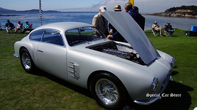 1956 Maserati A6G 2000 GT Zagato Berlinetta