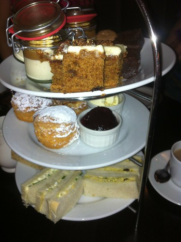 Afternoon Tea at the Daffodil