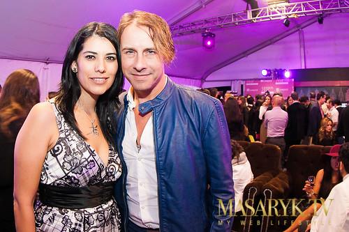Lorena Marin y Carlos Gascon