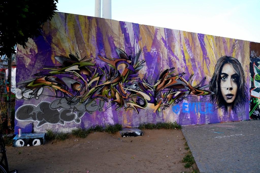 graffiti | berlin . mauerpark