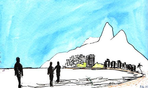 Ipanema and Leblon, Rio de Janeiro, Brazil