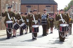 Cadet Drummers sticks