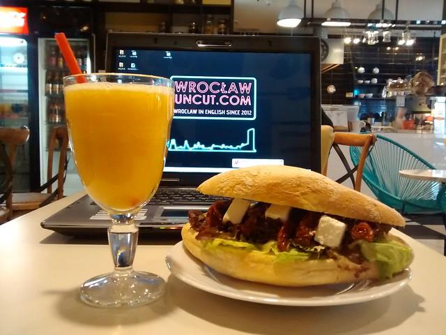 Gig Cafe, Wroclaw