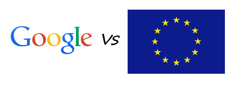 Google vs EU?
