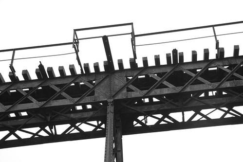 Oschütztalviadukt, Pendelpfeilerbrücke