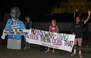President Obama Declares More War But Some Americans Disapprove 2