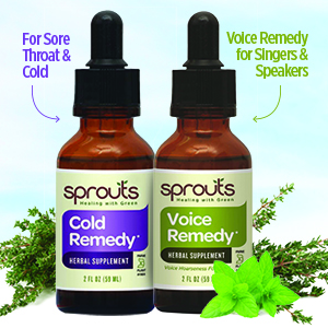 Sprouts Remedies | Healing with Green