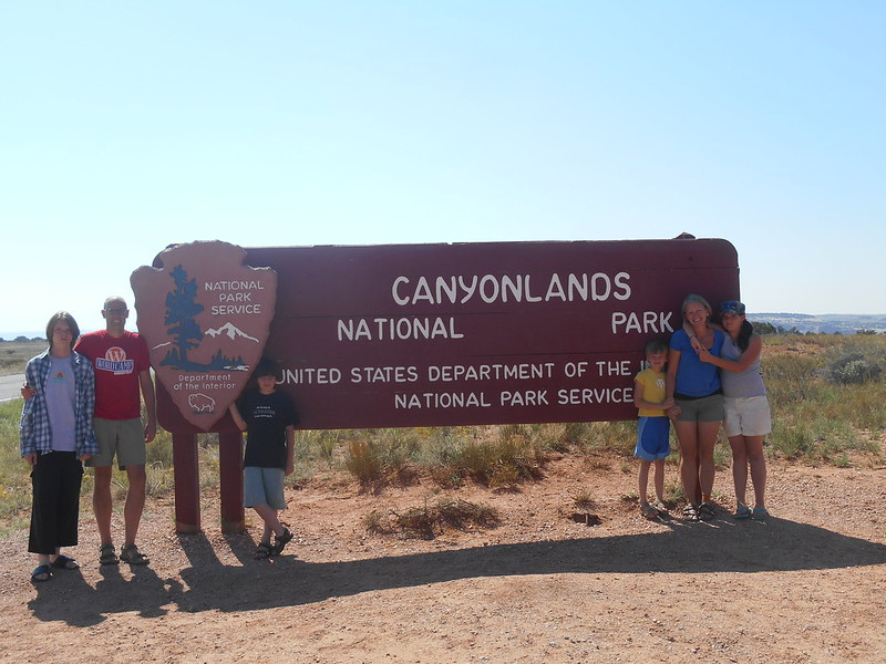 Canyonlands National Park, Island in the Sky, Moab, UT (2)