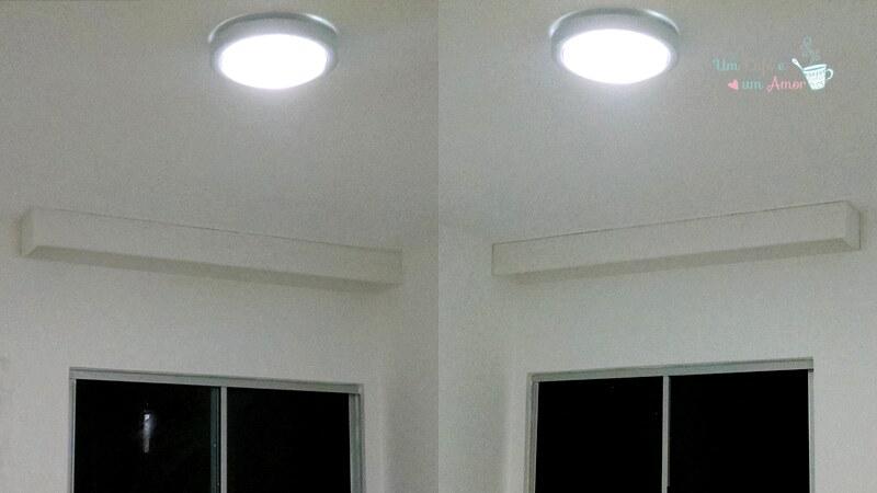 Iluminação Apê - Quartos