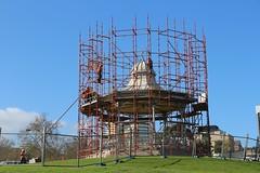 Restoration of Rotunda on River Torrens