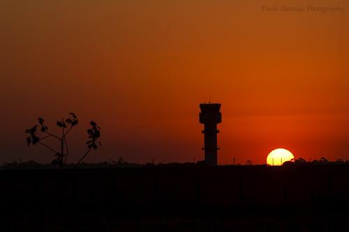 sunset pordosol cgr sbcg fotopaulorezende campograndeinternationalairport