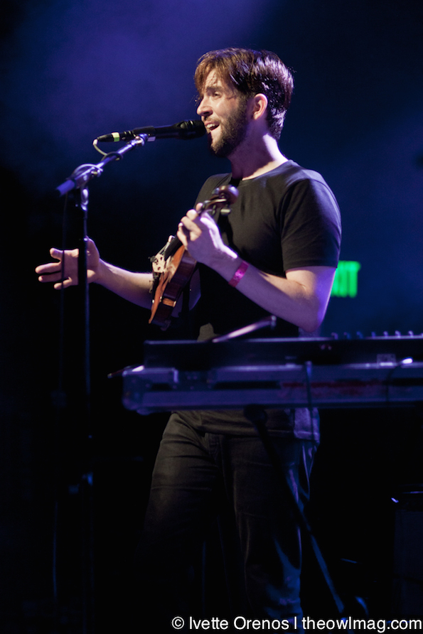 Owen Pallett @ El Rey Theatre, LA 9/13/14