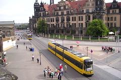 DVB Dresden Tram 2625