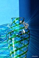 vetro e  cristalli