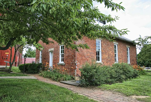 Prentiss Schoolhouse No. 8 in Canal Winchester