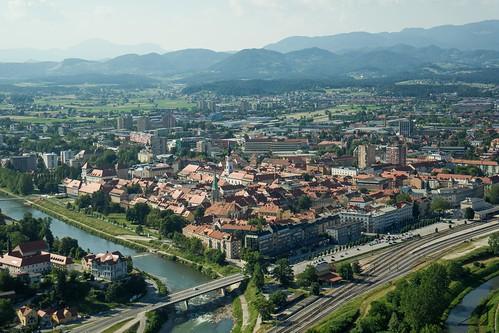 slovenia lugares slovenija eslovenia celje