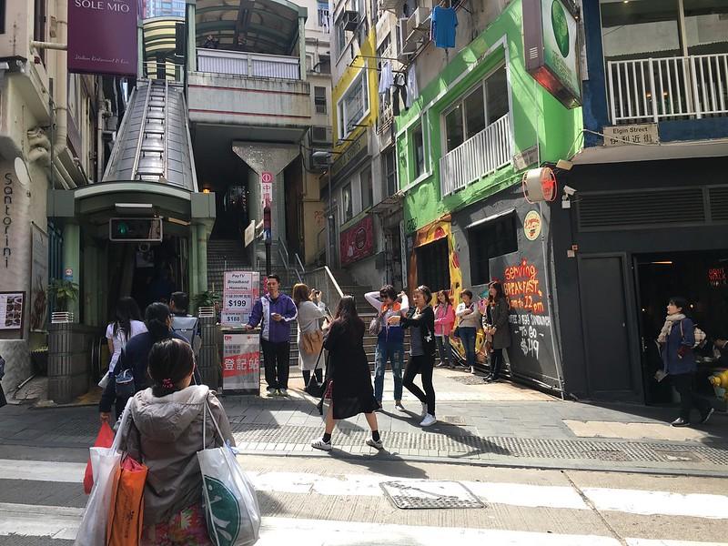 街景 蘇荷美食區