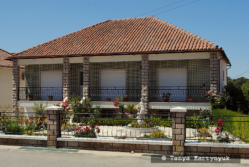74 - провинция Португалии - маленькие города, посёлки, деревушки округа Каштелу Бранку