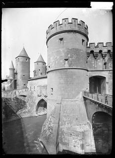 Porte des Allemands - Cliché Prillot [1044]