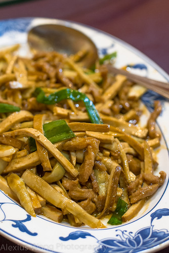 Shredded Pork and Bamboo Shoots