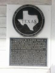 Photo of Black plaque number 23244