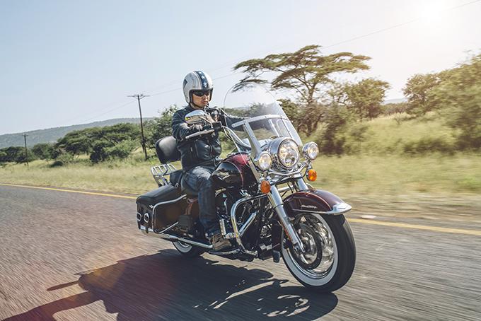 Harley Davidson Desmond Louw South Africa 0399