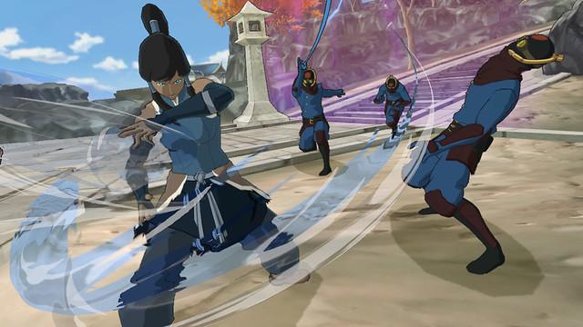 The Legend of Korra от PlatinumGames выйдет на PS4 и PS3