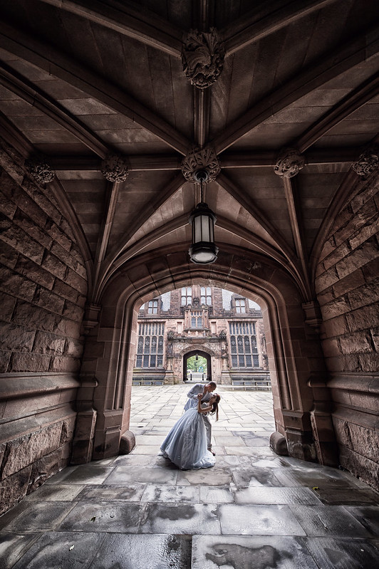 New York, Princeton University, Oversea, Pre-Wedding, 海外婚紗, 自助婚紗, Fine Art, Donfer