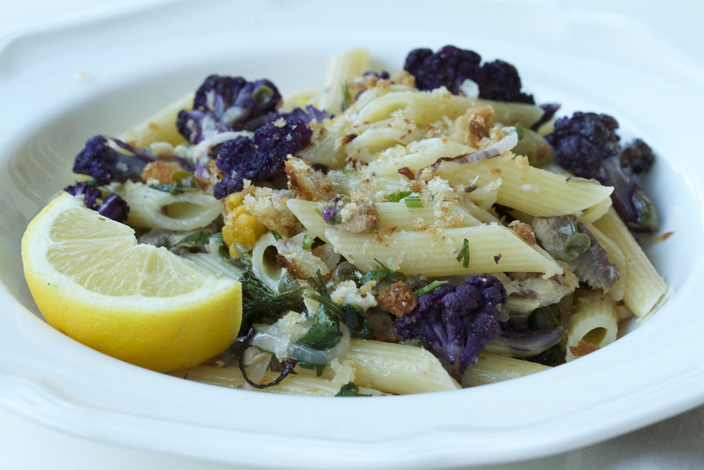 Cauliflower Sardine Penne10 - rtdbrowning