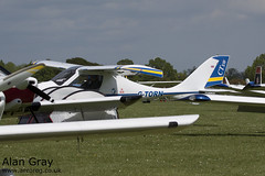 G-TORN FLIGHT DESIGN CT SW 06-05-04  - Sywell - 20130601 - Alan Gray - IMG_9274