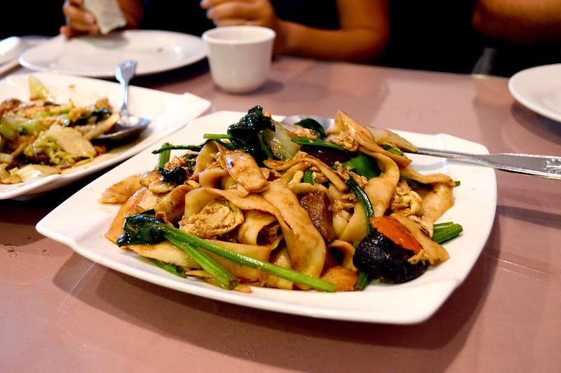 Shanghai Garden Hand Shaven Noodles