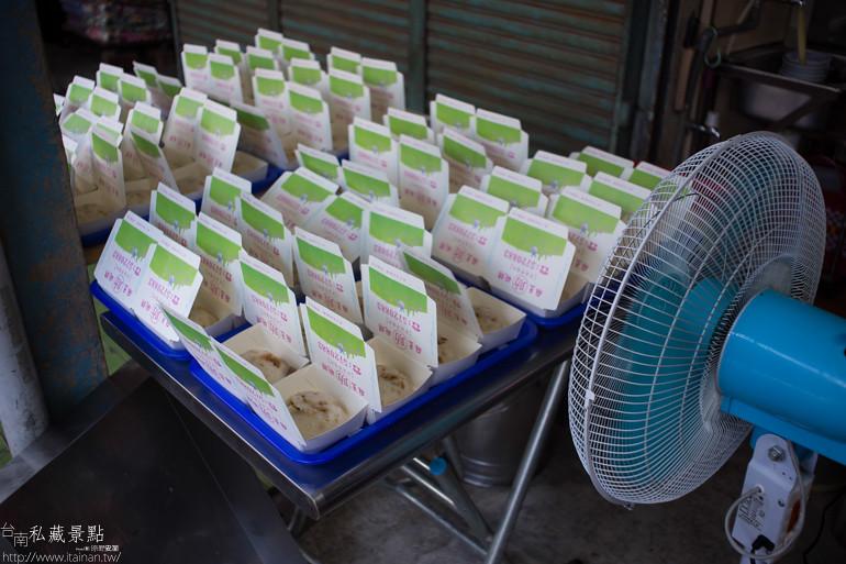 台南私藏景點--麻豆助碗粿、林媽媽鍋燒意麵、龍泉冰店 (3)