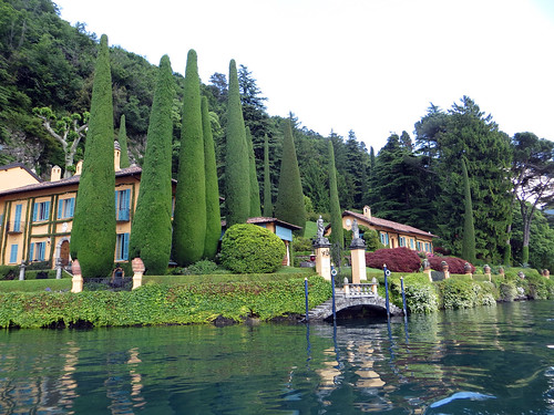 Richard Branson Villa, Lake Como, Italy