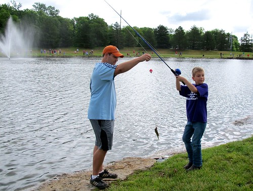 Tuttle Creek Lake Association Fishing Clinic